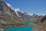 Andean Lakes, Cordillera Huayuash, Peru