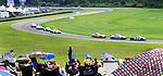 SALISBURY, CT. - 17 July 2021-071721SV08-Cars race in the IMSA Northeast Grand Prix event at Lime Rock Park in Salisbury Saturday.  <br /> Steven Valenti Republican-American