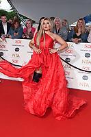 Tallia Storm<br /> arriving for the National Television Awards 2021, O2 Arena, London<br /> <br /> ©Ash Knotek  D3572  09/09/2021
