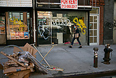 New York, New York<br /> September 11, 2020<br /> <br /> Lower west side mid-town Manhattan may have been hit harder than any other district any the economic fallout from the pandemic.