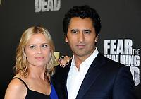"""Premiere Of AMC's """"Fear The Walking Dead"""" Season 2"""