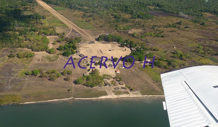 Imagens da aldeia Kamaiurá, durante  os 50 anos de criação do Parque Indígena do Xingu .<br /> Mato Grosso, Brasil.<br /> Fotos Eric Stoner<br /> 12/08/2011