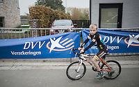 start'm young...<br /> <br /> 25th Koppenbergcross 2016