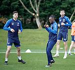 29.03.2019 Rangers training: Glen Kamara