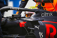 July 4th 2021; Red Bull Ring, Spielberg, Austria; F1 Grand Prix of Austria, race day;  VERSTAPPEN Max (ned), Red Bull Racing Honda RB16B  on the starting grid