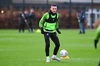 Matt Grimes of Swansea City during the Swansea City Training at The Fairwood Training Ground in Swansea, Wales, UK.  Wednesday 08 January 2020
