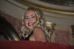 """VALERIA MARINI<br /> PRIMA DE """"LA TRAVIATA"""" TEATRO DELL'OPERA DI ROMA 2009"""