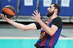 FC Barcelona's Nikola Mirotic during Liga Endesa ACB 1st Final match. June 13,2021. (ALTERPHOTOS/Acero)