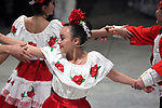 Dancers from Ballet Foldorico International of Reno performed as dozens of artists from around the state of Nevada who performed or demonstrating their crafts at the annual Capital Collage in Carson City, Nev., on Friday, October 27, 2017. <br /> Photo by Lance Iversen/Nevada Momentum