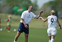 Katya Hessel, U-16 US GNT, March 12, 2004