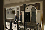 Middle Temple.  Inns of Court London UK