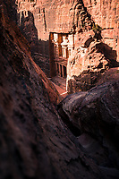 Al-Khaznah or the Treasury, Petra, Jordan<br />