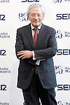 "The spanish journalist Fernando Onega during the Gala ""Contigo"" in celebration of the 90th anniversary of Radio Madrid Cadena SER. June 2, 2015. (ALTERPHOTOS/Acero)"