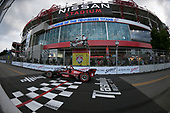 #8: Marcus Ericsson, Chip Ganassi Racing Honda  winner