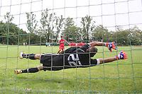 Rene Klinger (SKG) in Aktion- SKG Walldorf vs. RW Walldorf, 15. Meik-Pfuhl-Gedächtnisturnier, Finale