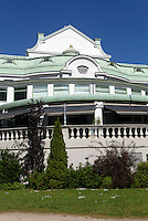 Theater Tivoli in Kristianstad, Provinz Skåne (Schonen), Schweden, Europa<br /> Theater Tivoli  in Kristianstad, Province Skåne, Sweden