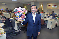 EXCLUSIVE<br /> Boca Raton, FL 12-27-2000<br /> David Pecker, CEO American Media,<br /> owner of the Globe, Star & Enquirer<br /> Photo By Adam Scull/PHOTOlink