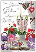 Jonny, FLOWERS, BLUMEN, FLORES, paintings+++++,GBJJV548,#f#, EVERYDAY