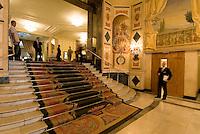 Spanien, im Hotel Westin Palace in Madrid, Plaza de las Cortes 7