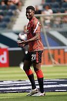 Ragnar Ache (Eintracht Frankfurt) - Frankfurt 21.08.2021: Eintracht Frankfurt vs. FC Augsburg, Deutsche Bank Park, 2. Spieltag Bundesliga