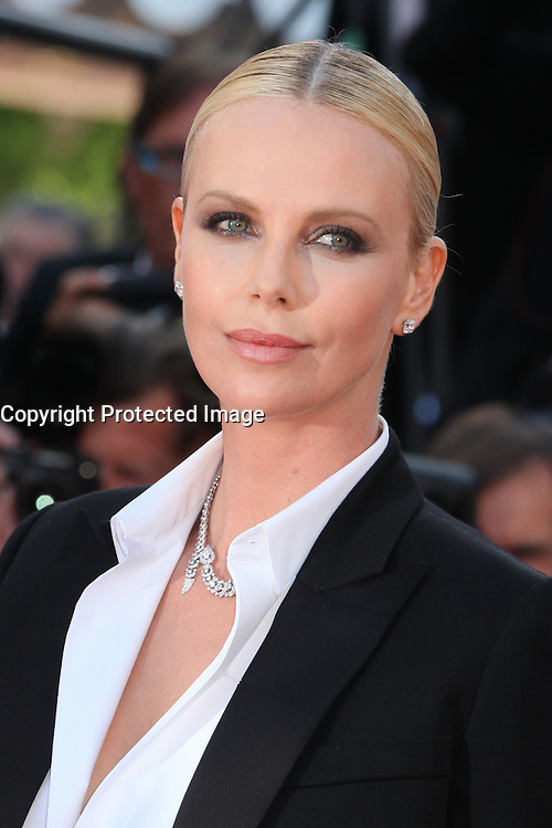 CHARLIZE THERON - RED CARPET OF THE FILM 'THE LAST FACE' AT THE 69TH FESTIVAL OF CANNES 2016