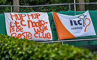 The Hague, Netherlands, 09 June, 2018, Tennis, Play-Offs Competition, Supporters banners<br /> Photo: Henk Koster/tennisimages.com