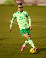 10th February 2021; St Mirren Park, Paisley, Renfrewshire, Scotland; Scottish Premiership Football, St Mirren versus Celtic; David Turnbull of Celtic on the ball