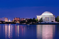 Exterior, Jefferson Memorial, Washington DC, USA