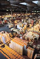 - fruits and vegetables general market....- mercato generale ortofrutticolo