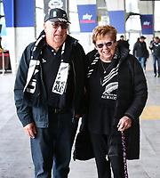 11th October 2020; Sky Stadium, Wellington, New Zealand;  Fans. New Zealand All Blacks v Australia Wallabies, 1st Bledisloe Cup rugby union test match at
