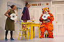 The Tiger Who Came to Tea, Lyric