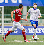 Rangers playsSouth China during the HKFC Citibank International Soccer Sevens at the Hong Kong Football Club on 25 May 2013 in Hong Kong, China. Photo by Victor Fraile / The Power of Sport Images