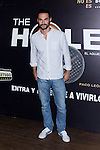 12.09,2012. Celebrities attend the presentation of the new season of  'The Hole' in Theater Caser Calderon of Madrid, with La Terremoto de Alcorcon and Alex O'Dogherty. In the image Ivan Sanchez (Alterphotos/Marta Gonzalez)