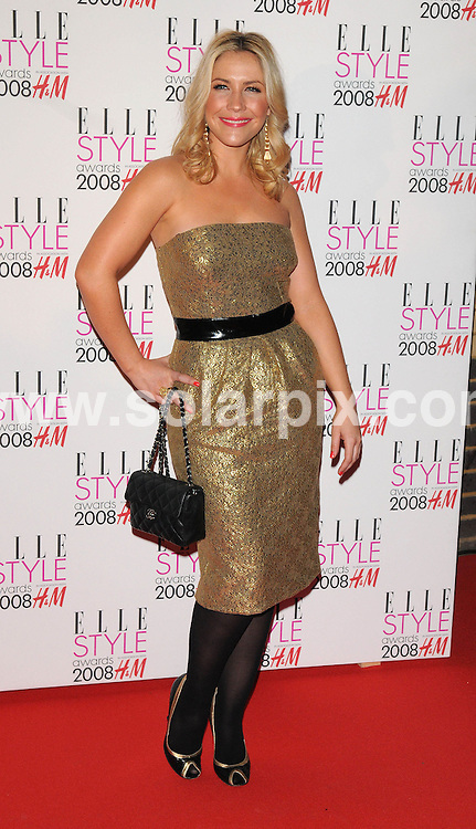 **ALL ROUND PICTURES FROM SOLARPIX.COM**.**WORLDWIDE SYNDICATION RIGHTS**.Celebrities arrive for the Elle Style Awards at The Roundhouse, London. 12th February 2008..This pic: Heidi Range..JOB REF: 5777 ATM     DATE: 12_02_2008.**MUST CREDIT SOLARPIX.COM OR DOUBLE FEE WILL BE CHARGED* *UNDER NO CIRCUMSTANCES IS THIS IMAGE TO BE REPRODUCED FOR ANY ONLINE EDITION WITHOUT PRIOR PERMISSION*