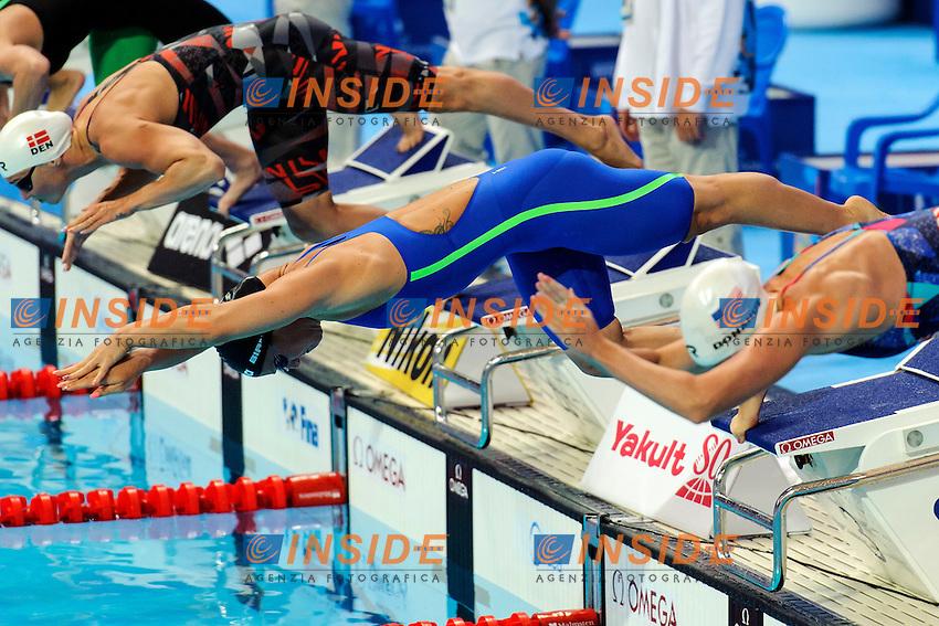 BIANCHI Ilaria ITA <br /> Day10 02/08/2015 Kazan Arena <br /> Swimming Nuoto <br /> XVI FINA World Championships Aquatics  <br /> Kazan Tatarstan RUS <br /> Photo Andrea Staccioli/Deepbluemedia/Insidefoto