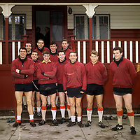 20.09.1964   Liverpool, players Gerry Byrne, Tommy Smith, Gordon Milne; Ron Yeats, Tony Hateley, Willie Stevenson, Chris Lawler, Peter Thompson, Roger Hunt, and keeper Tommy Lawrence; 1964/1965 Liverpool, First Division