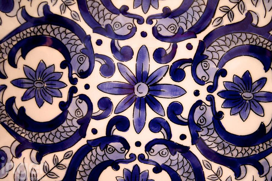 Hand Painted Ceramics for Sale in Toledo, Spain