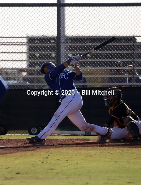 Saul Garza - 2020 AIL Royals (Bill Mitchell)