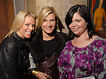 Elizabeth Petersen, Alexandra Knight and Leigh Williams at the Duran Duran concert after party at home of Becca Thrash Friday Dec. 05, 2008. (Dave Rossman for the Chronicle)