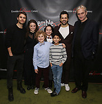 'Mary Shelley's Frankenstein' - Cast Party