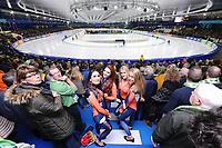 SCHAATSEN: HEERENVEEN: 30-dec-2017, IJsstadion Thialf, OKT, ©foto Martin de Jong