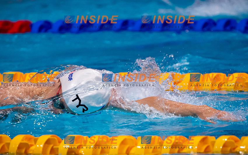 Fuchs Roman FRA<br /> Swimming - 200m freestyle men preliminaries<br /> XXXV LEN European Aquatic Championships<br /> Duna Arena<br /> Budapest  - Hungary  20/5/2021<br /> Photo Giorgio Perottino / Deepbluemedia / Insidefoto