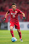 Odil Ahmedov of Shanghai SIPG FC in action during their AFC Champions League 2017 Playoff Stage match between Shanghai SIPG FC (CHN) and Sukhothai FC (THA) at the Shanghai Stadium, on 07 February 2017 in Shanghai, China. Photo by Marcio Rodrigo Machado / Power Sport Images