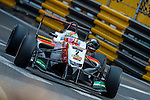 Antonio Fuoco races the Formula 3 Macau Grand Prix during the 61st Macau Grand Prix on November 15, 2014 at Macau street circuit in Macau, China. Photo by Aitor Alcalde / Power Sport Images