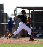 Anderson Espinoza - 2020 AIL Padres (Bill Mitchell)