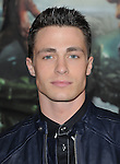 Colton Haynes at The Newline Cinemas L.A. Premiere of Jack The Giant Slayer held at The TCL Chinese Theater in Hollywood, California on February 26,2013                                                                   Copyright 2013 Hollywood Press Agency