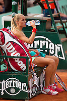 31-05-12, France, Paris, Tennis, Roland Garros, Arantxa Rus