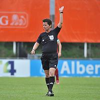 KNVB Beker Finale : ADO Den Haag - FC Twente : Sjoukje de Jong<br /> foto DAVID CATRY / Nikonpro.be