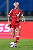 Pernille Harder of Denmark in action during the Women s EURO 2022 qualifying football match between Italy and Denmark at stadio Carlo Castellani in Empoli (Italy), October, 27th, 2020. Photo Andrea Staccioli / Insidefoto