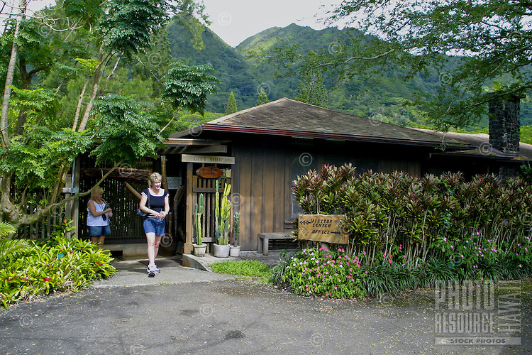 Lyon Arboretum offers nature lovers the opportunity to see a variety of rare and endangered plants. Guided tours are available or you can walk the park at your own pace.Located in Manoa Valley,Oahu.